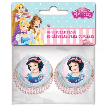 Mini Cupcake Backförmchen - DISNEY PRINZESSINNEN